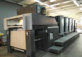 德国海德堡D102胶版印刷机